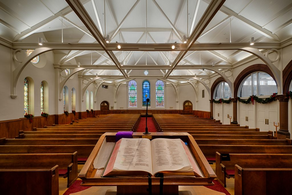 First Presbyterian Church of Raleigh
